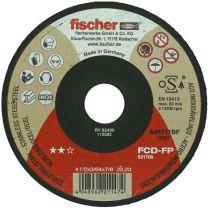 FCD-FP INOX Fémvágó korong Fischer